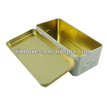 METAL MANUFACTURING TIN CANS 3 PIECES CONTAINER