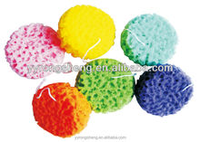 2016 hot sale bath sponge/natural exfoliating sponges/natural sea sponges