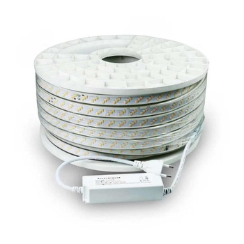 50m 220V no flash led strip light
