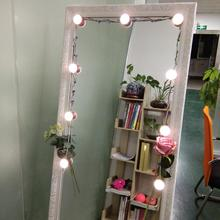 Hotel Project Bright LED Makeup Vanity Wall Mounted Mirror with Lights