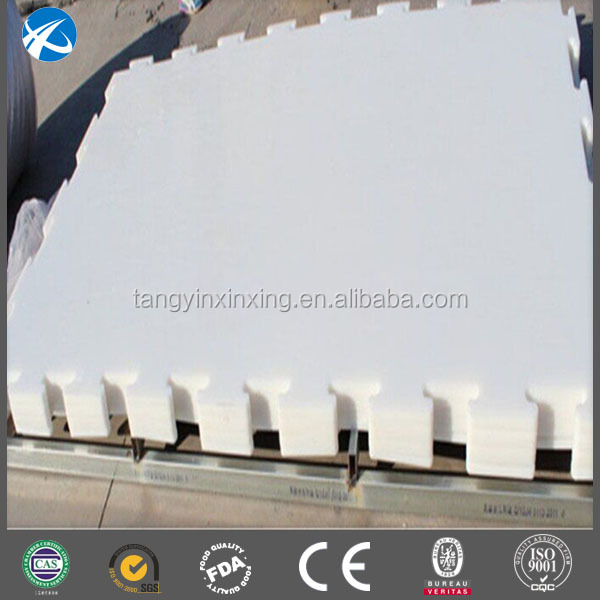 UHMWPE HDPE plastic sheet for ice rink