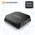 2017 cheapest ! MXQ 2 amlogic S905X android 7.1 KODI 17.3 1G 8G Penta-Core ARM Mali-450 Android tv box