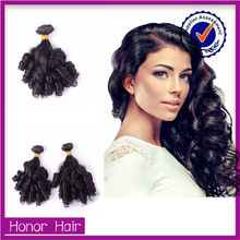 Top quality no tangle virgin cold fusion hair extensions