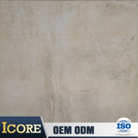 Foshan China Supermarket Fireproof Glazed Vitrified Floor Tiles For Sale