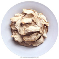 Dried ginger slices with high health benefits