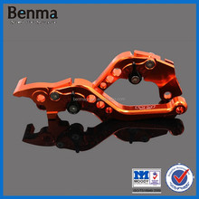 motorcycle CNC aluminum alloy KTM 125/200/390 clutch brake lever on sale