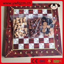 antique wood chinese chess set,wooden chess games,folding chess board