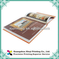 Hardcover book professional printing
