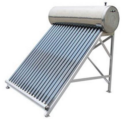 evacuated tube solar water heater vacuum tubes solar collector