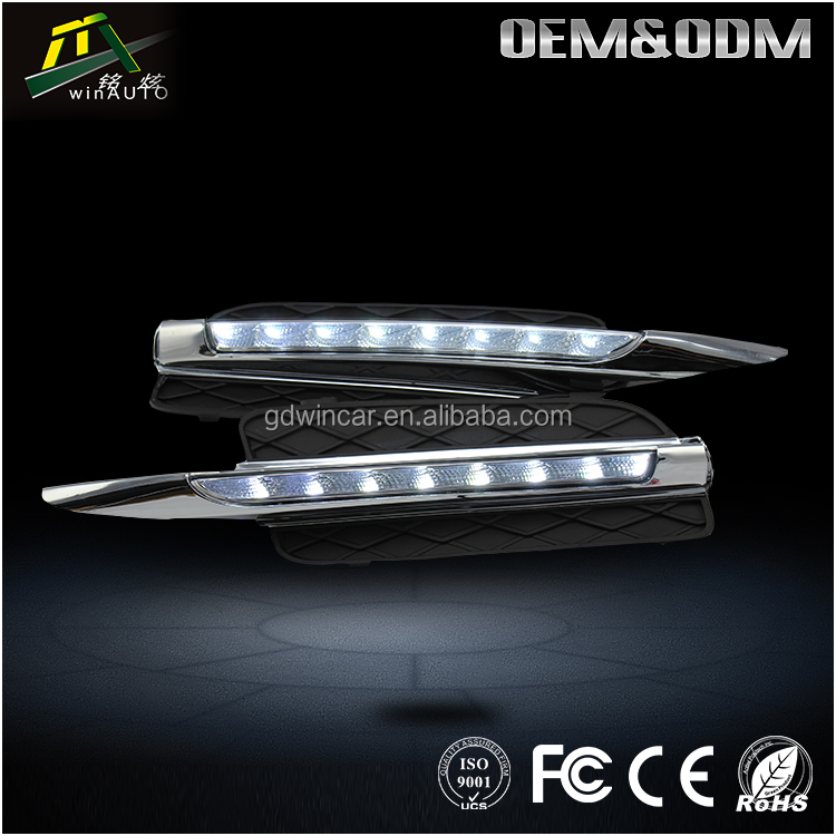 Led 12v Actros Fog Light Auto Parts For BMW X5 E70 2007 - 2010