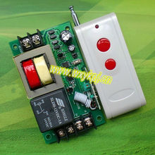 home appliance wireless remote control switch 220v 1CH