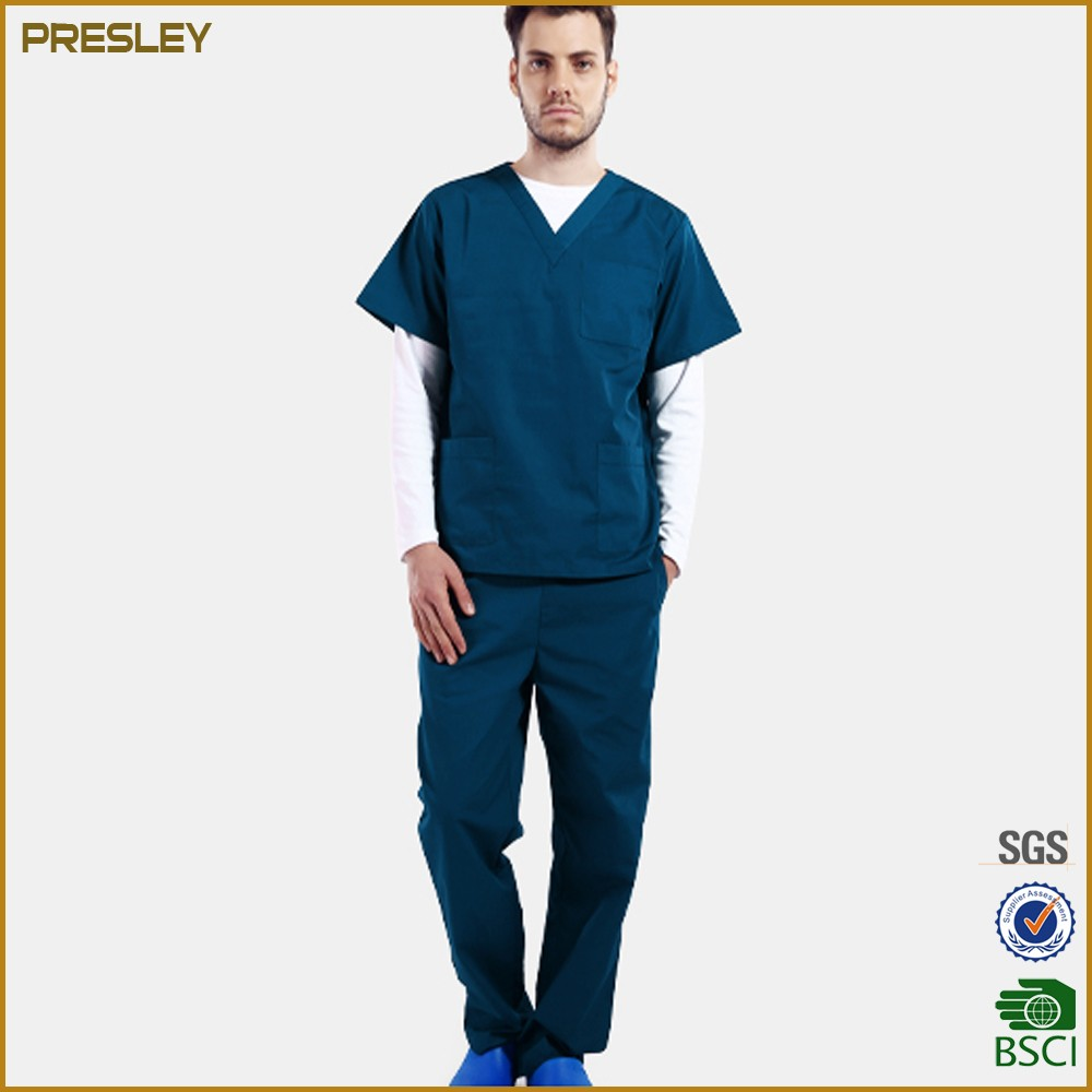 Elegant Medical Scrubs/Nurse Uniform/Hospital Uniform