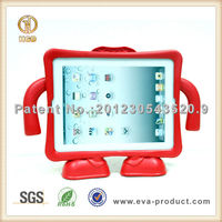 China wholesale light weight kids tablet silicone case for ipad 2/3/4
