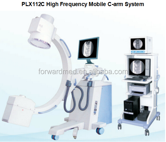 Portable digital x-ray machine prices /Mobile DR x ray machine is used for human or animals