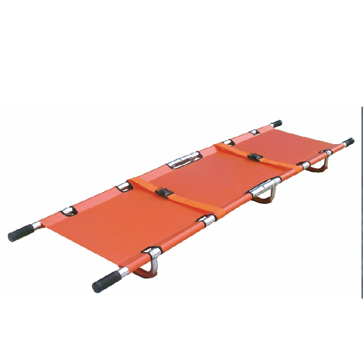 Hot Sale Aluminum Alloy Folding Stretcher