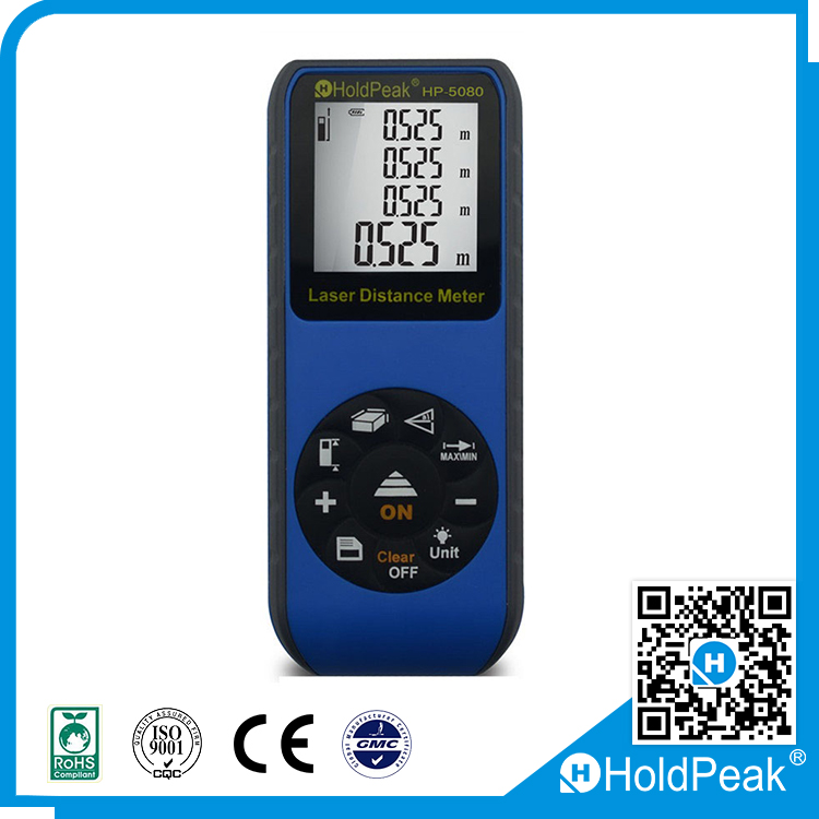 High precision promotion Digital laser distance meter, laser ranging device Rangefinder for wholesale
