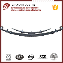 general machinery heavy dump duty truck leaf spring