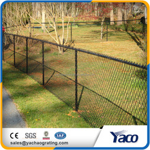 Unique Stainless Steel Security Hot sales & High quality chain link fence mesh fabric With Galvanized Iiron Wire