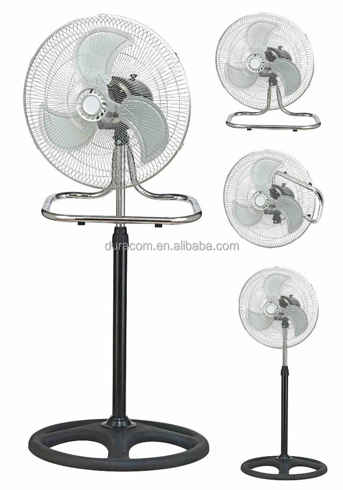 "18"" 3 in 1 industrial fan"