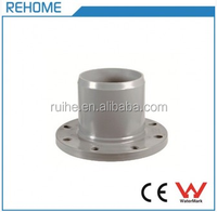 PVC Pipe Fitting Weld Neck Flange Blind Spigot Adaptor Socket Low Price