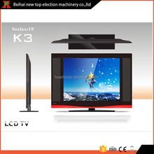 Latest model wide screen popular size customizable lcd tv