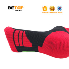 Wholesale ankle men compression terry sport socks