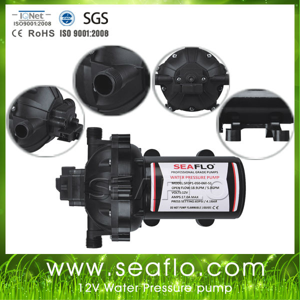 SEAFLO 24V 3.0GPM 60PSI Revolution Water Pump