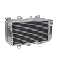 ATV aluminum radiator for YAMAHA YFZ 450 04 05 06 07 08 09 for sale