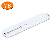 OEM Custom Aluminum Control Plates for Guitar and Bass