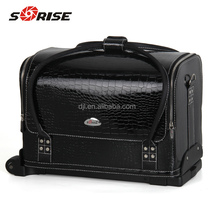 Sunrise Funtional Professional odm Make up case custom portable cosmetic case