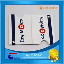 Waterproof RFID blocking-card protection sleeve credit card secure protection