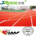 Weather resistance synthetic rubber athletic tracks,pu running tracks