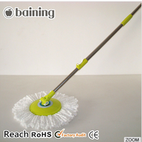 Extension Pole Mop Pole for Magic Twist Mop Pole