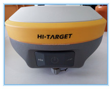 Dual Frequency RTK GPS Hi-Target Full English GPS RTK L1L2 Receiver with ihand 20 data logger