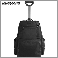 Cheap Business Travel Carry On Backpack Laptop Luggage Trolley Bag