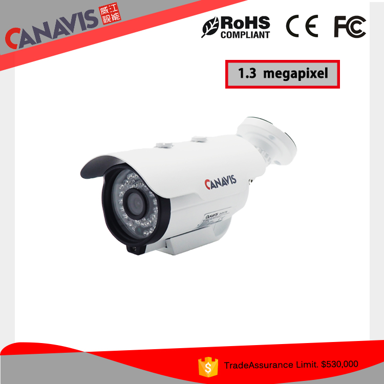 960p Four Sizes 1.3 megapixel security system outdoor ip cctv outdoor camera