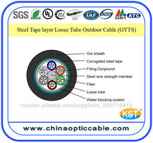 48 core gyts aerial and duct fiber optic cable draka cable