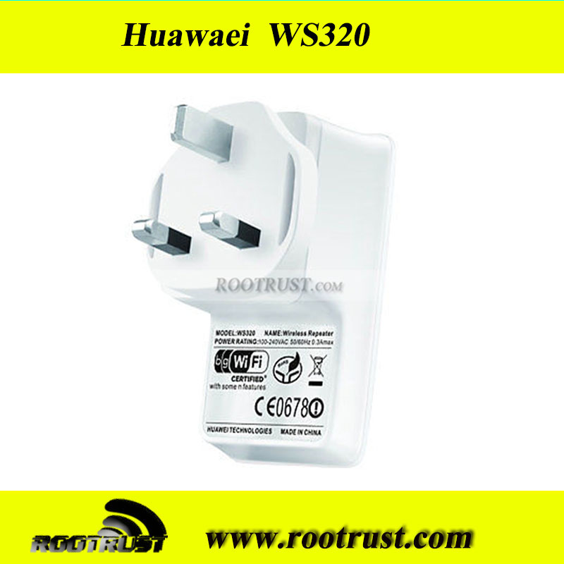 Huawei WS320 Wireless Mini WiFi repeater booster wireless alarm repeaters