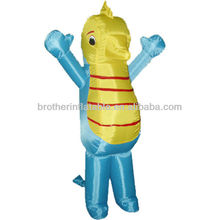 High Quality Fixed Inflatable Dragon Costume