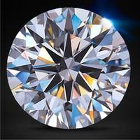 Wuzhou China eight heart and eight arrow european brillIant star cut synthetic cz stones