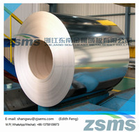 GI Coil/zero spangle galvanized steel coil/Size 0.25-1.2mm*900*1300mm/China manufacturer