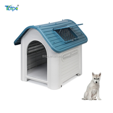 Eco Friendly Plastic Luxury Extra Outdoor Indoor Large Dog House Factory For Sale