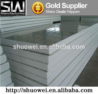 75mm Expandable Polystyrene EPS Sandwich Panel For Wall
