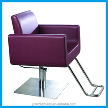 chair hair salon furnitures/purple color styling chair F984M