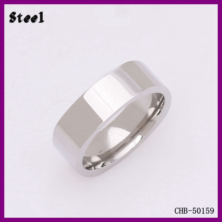Ring Mountings Fashion Best Selling Big Simple Jewelry Finger Ring Size