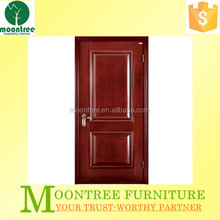 Moontree MFD-1301 china factory fire rated wooden door polish design