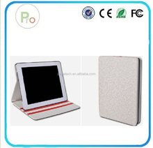 Fashion diamond stripe case cover for ipad mini retina case PRO-IP01515