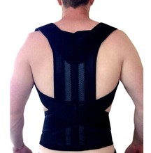 Aofeite durable back support posture corrector for tall person