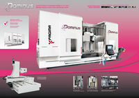 DOMINUS Milling Turning machining centre 5 axis moving column