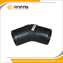 10 years manufacturer 45 60 90 degree pipe elbow fitting